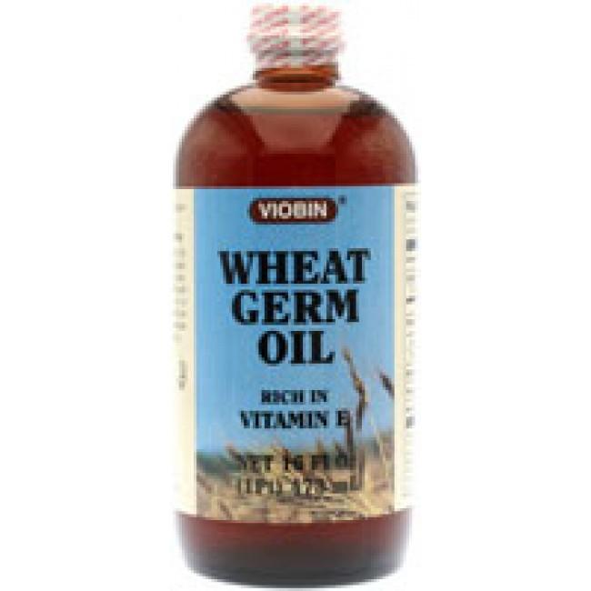 Viobin Wheat Germ Oil 16 Oz Liquid The Natural