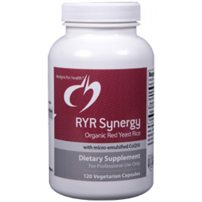 Designs For Health Ryr Synergy 120 Veggie Caps The Natural