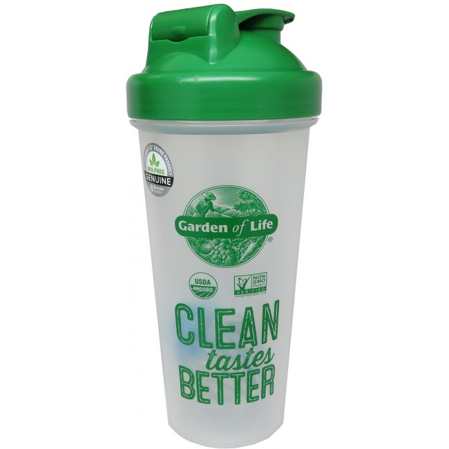 Garden of Life, Shaker Bottle 28 oz Bottle -The Natural