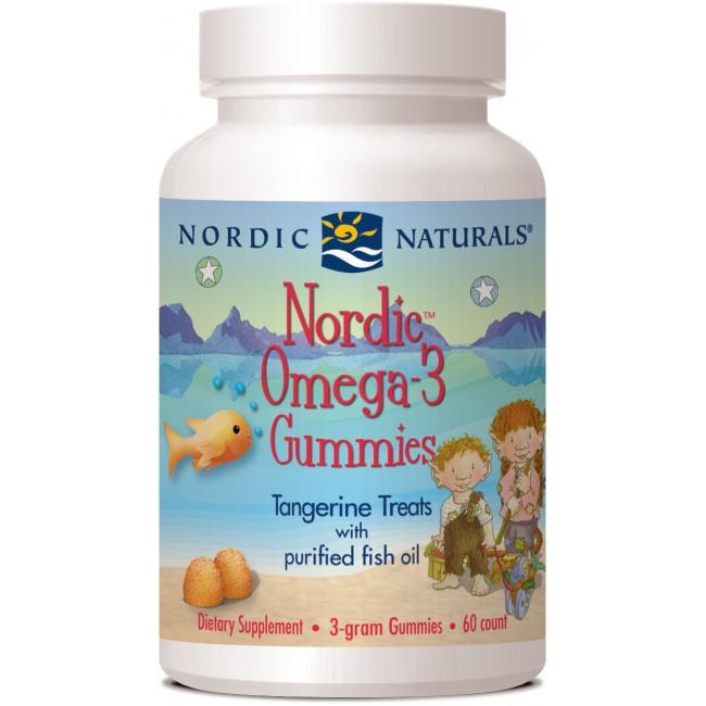 Nordic Naturals Omega  Gummies Review