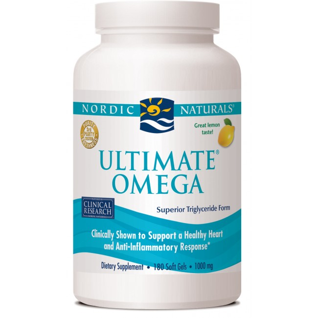 Nordic Naturals Omega  Liquid Reviews